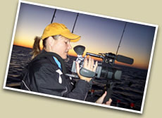 Jenny Olsen & Michigan Out Of Doors TV - The Team